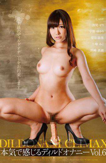 TDD-006 Dildo Masturbation Vol.6 To Feel In Earnest