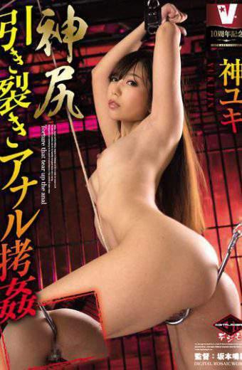 VICD-348 V 10 Anniversary Kamishiri Tear Anal Torture Rape God Snow