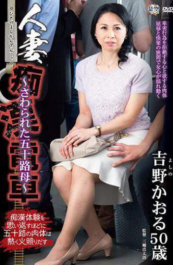 IRO-22 Married Molester Train – Was Touched Age Fifty Mother – Kaoru Yoshino