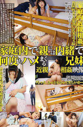 AOZ-261Z Brother And Sister Incest Video Many Times In Secret To The Parent In The Home Spree Saddle
