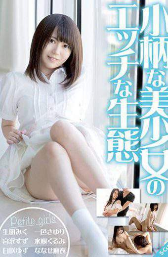 SQTE-194 Horny Ecology Of Small Petite Girls