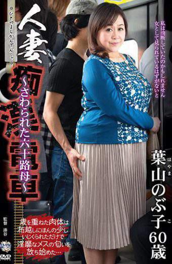 IRO-021 Iro-21 Married Molester Train – Was Touched Musoji Mother-nobuko Hayama