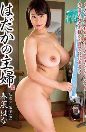 HDKA-119 Hadaka Living Housewife Itabashi-ku Hana Haruna 28
