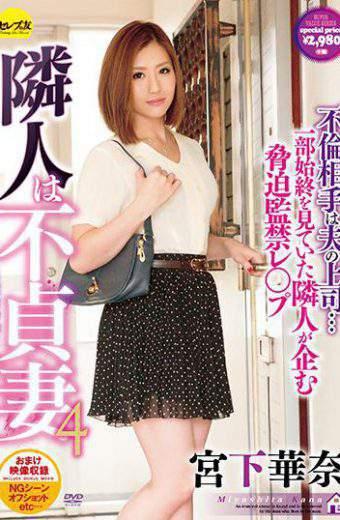 CESD-334 Neighbors Infidelity Wife 4 Kana Miyashita