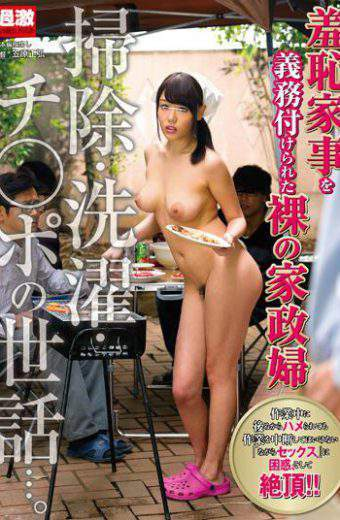 NHDTA-529 Take Care Of Cleaning Washing Chi Po .housekeeper Naked Obliged To Shame Housework