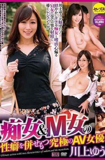 CESD-443 Ultimate Av Actress Yuu Kawakami With Slut &amp M Women's Sexual Harassment