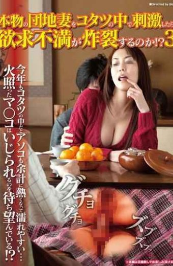 VSPDS-625 After The Stimulation In Real Estate Kotatsu The Wife Or To Frustration Explodes!  Three