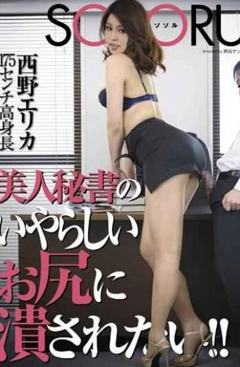 SSR-016 I Want To Be Crushed By Nasty Ass Of Beautiful Woman Secretary! ! Nishino Erika