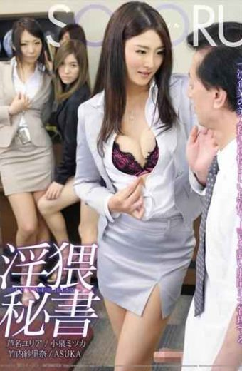 SSR-026 Inwai Secretary