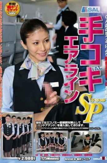 SDMT-134 Job Sp Airline Hand