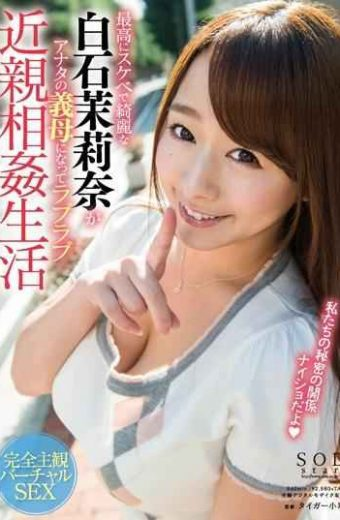 STAR-604 Best To Clean Shiraishi Mari Nana In Lewd Becomes The Mother-in-law Of You Love Love Incest Life