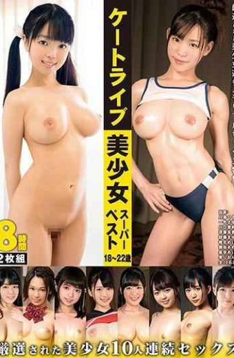 KTRA-049 Kate Live Bishoujo Sperpar Best 10 Continuous Sex 8 Hour 2 Discs