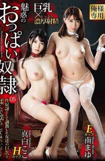 TKI-085 Enchanting Boobs Slave 05 Beautiful Face Big Tits Rich Sperm 18 Shots