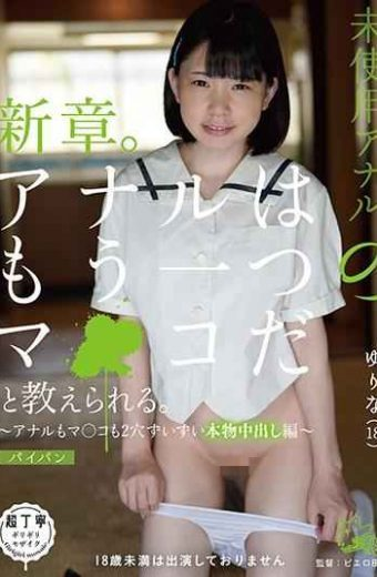 PIYO-014 New Chapter.It Is Taught That Anal Is Another One. Anal Also And Ma  Ko 2 Holes Perfect Real Inside Out Editing